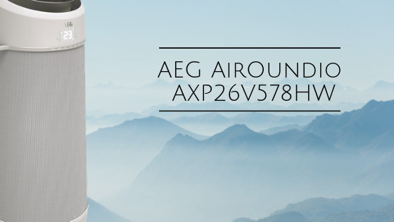 AEG AirOundio AXP26V578HW